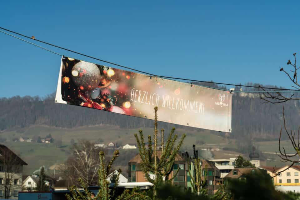 Vorweihnachtliche Hausmesse bei viterma