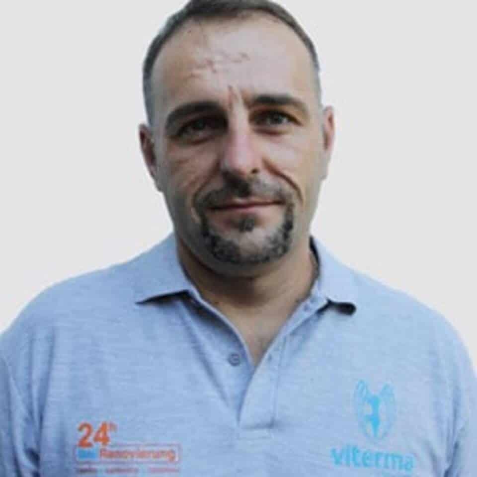 viterma Mitarbeiter Dejan Grumic