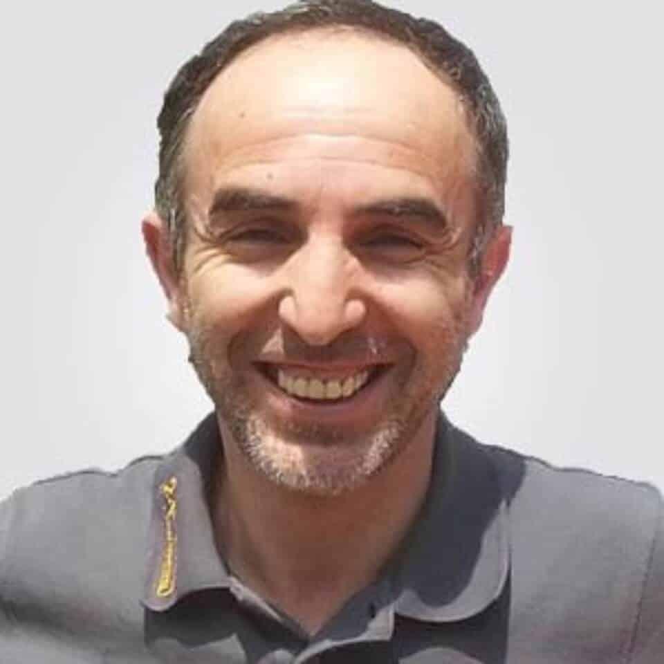 viterma Mitarbeiter Muharrem Halici