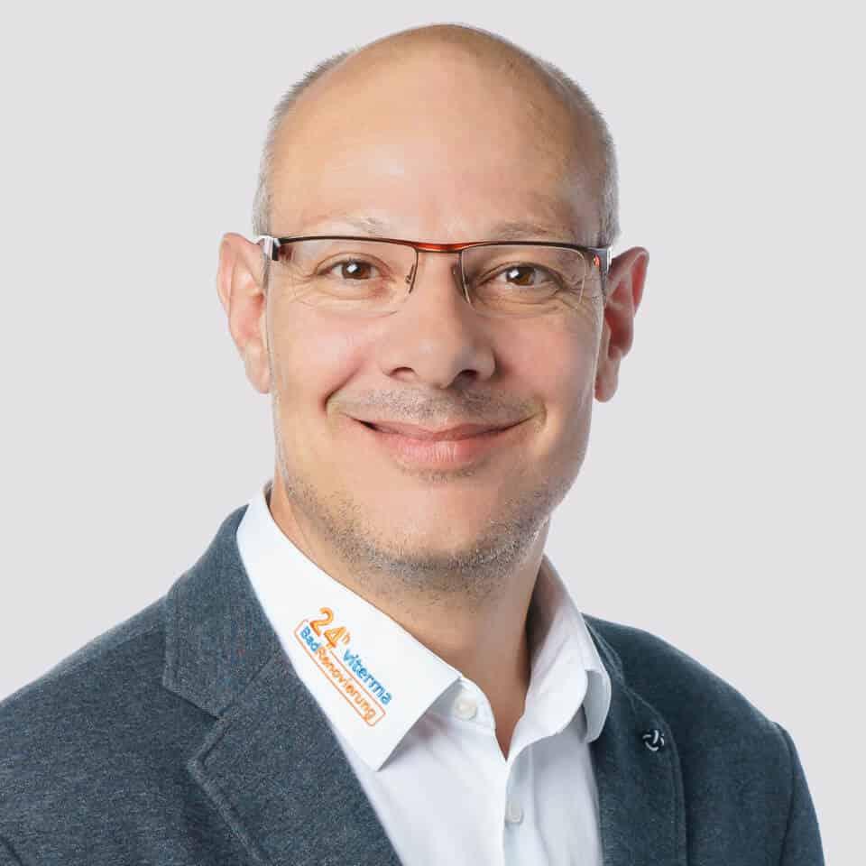 viterma Mitarbeiter Angelo Cannistraci