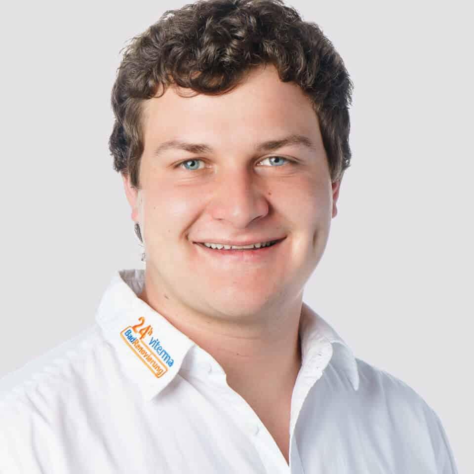 viterma Mitarbeiter Jonathan Brunner
