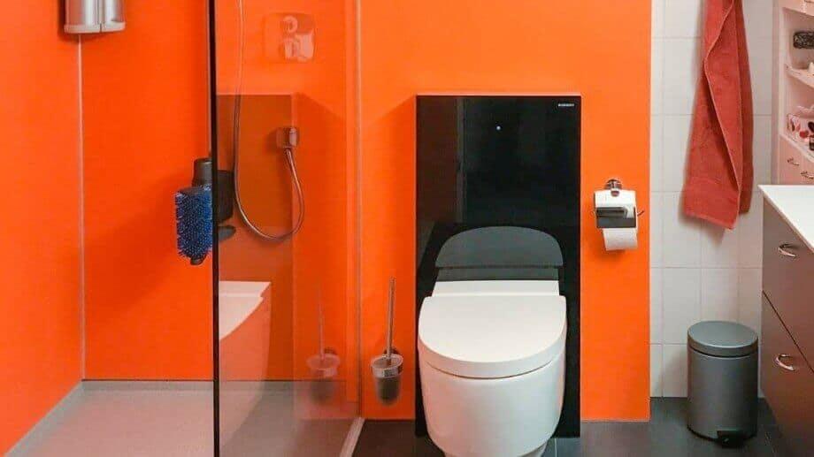 Feuchtraumpaneele – fugenlose Wandgestaltung im Bad