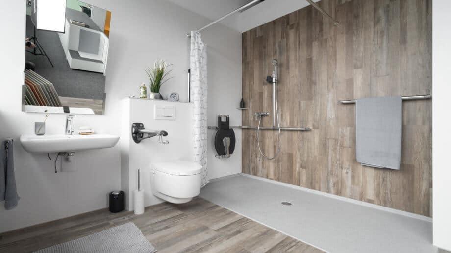 Bodengleiche Dusche von Viterma