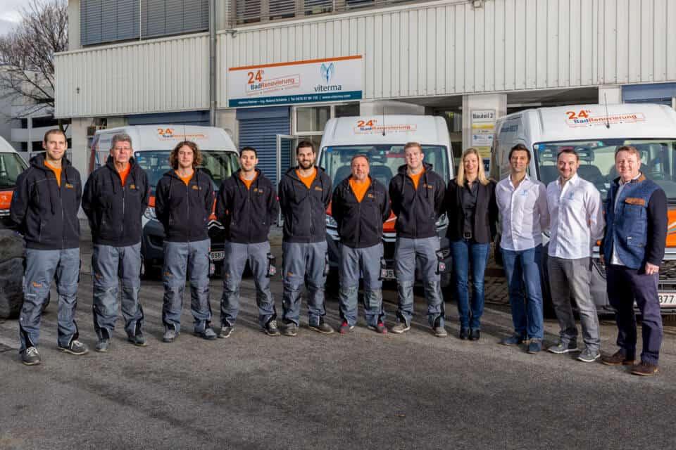 Viterma Team Bad(t)raum GmbH