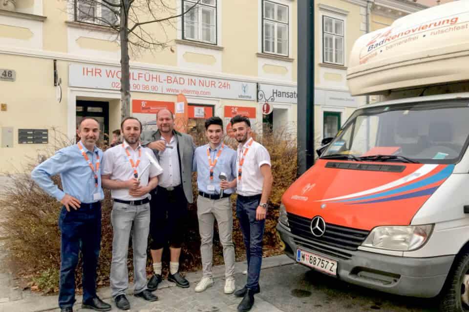 Team viterma Fachbetrieb Krumböck GmbH