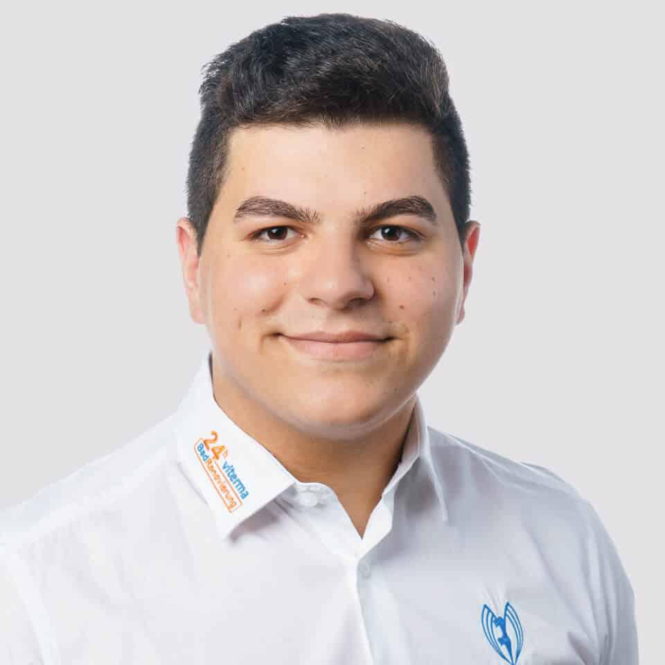 viterma Mitarbeiter Batuhan Daldal
