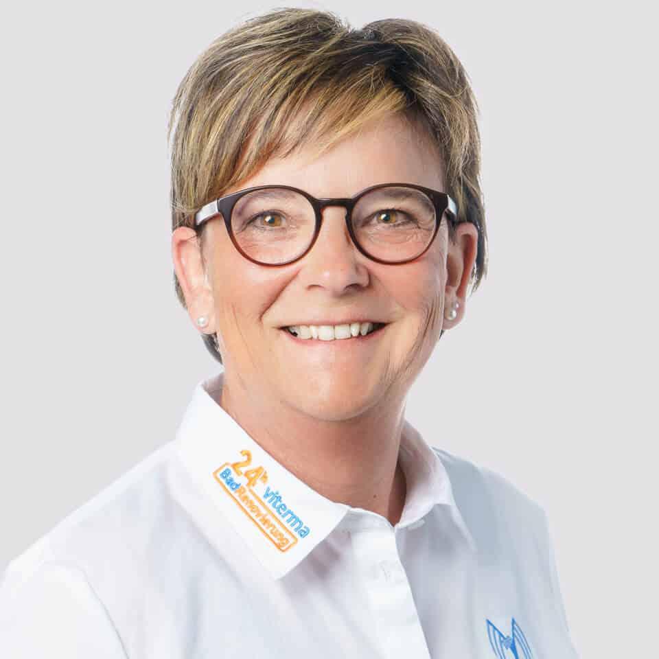 viterma Mitarbeiterin Daniela Hollenstein