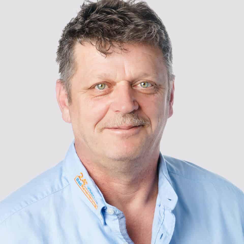 viterma Mitarbeiter István Drozdik