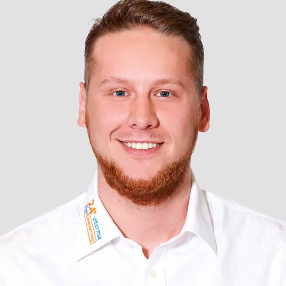viterma Mitarbeiter Marcel Jäger