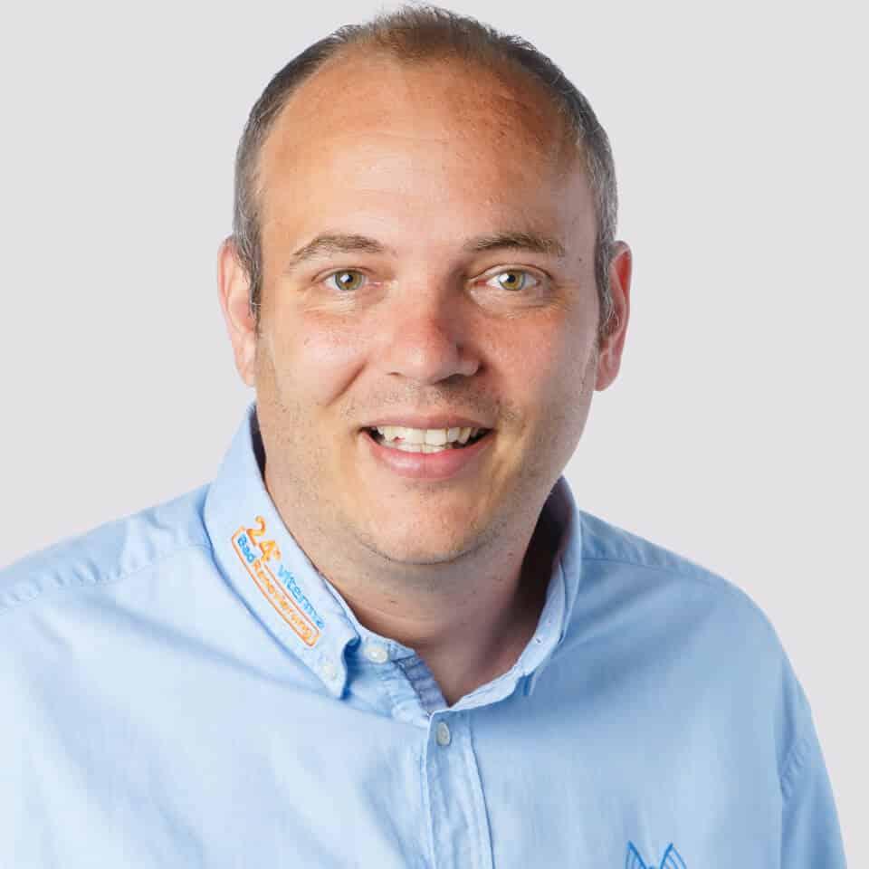 viterma Mitarbeiter Marco Schneider