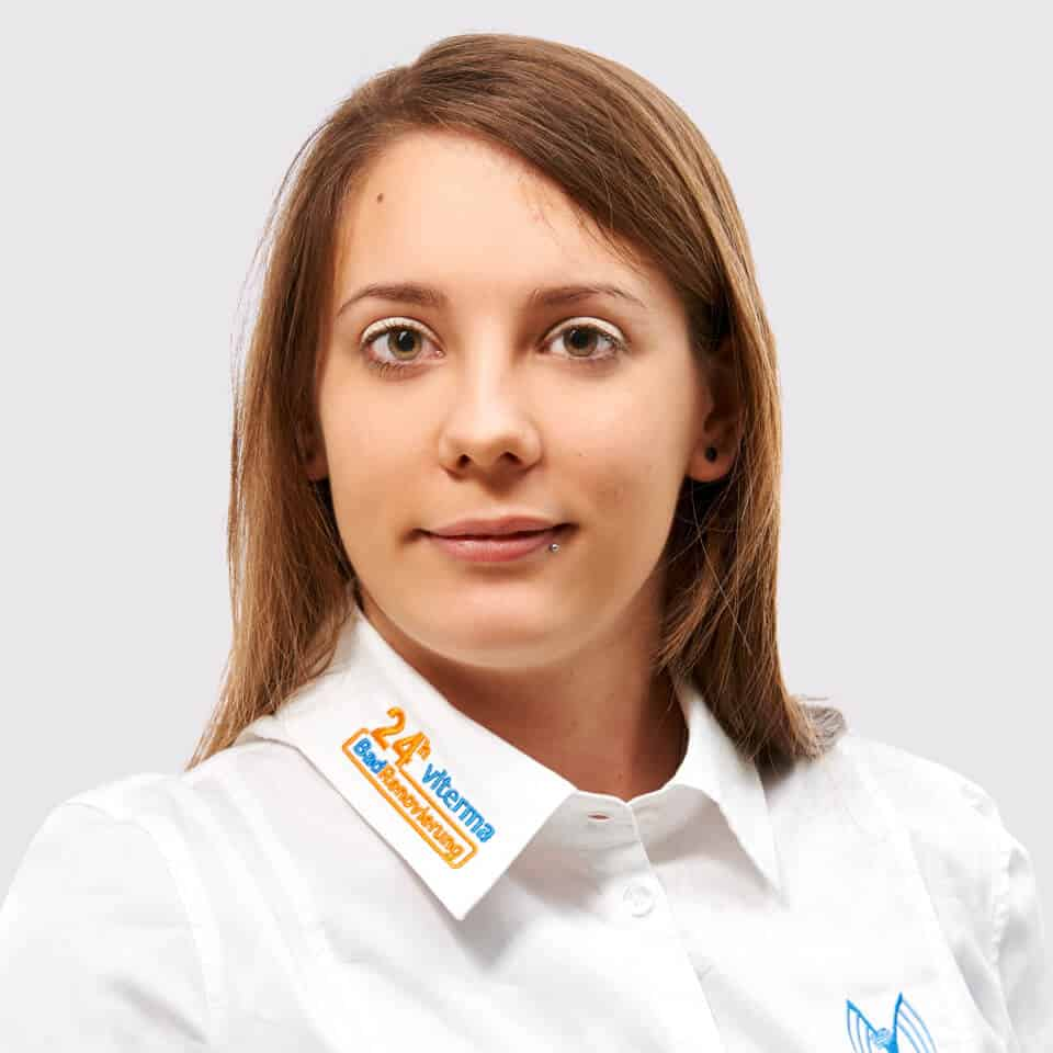 viterma Mitarbeiterin Nicole Baumgartner