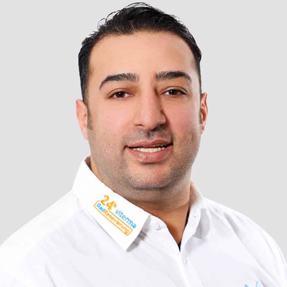 viterma Mitarbeiter Serdar Akpinar