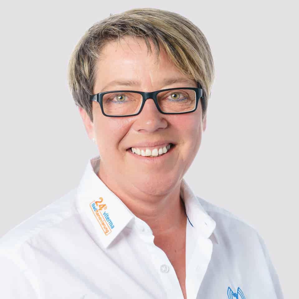 viterma Mitarbeiterin Susanne Linder