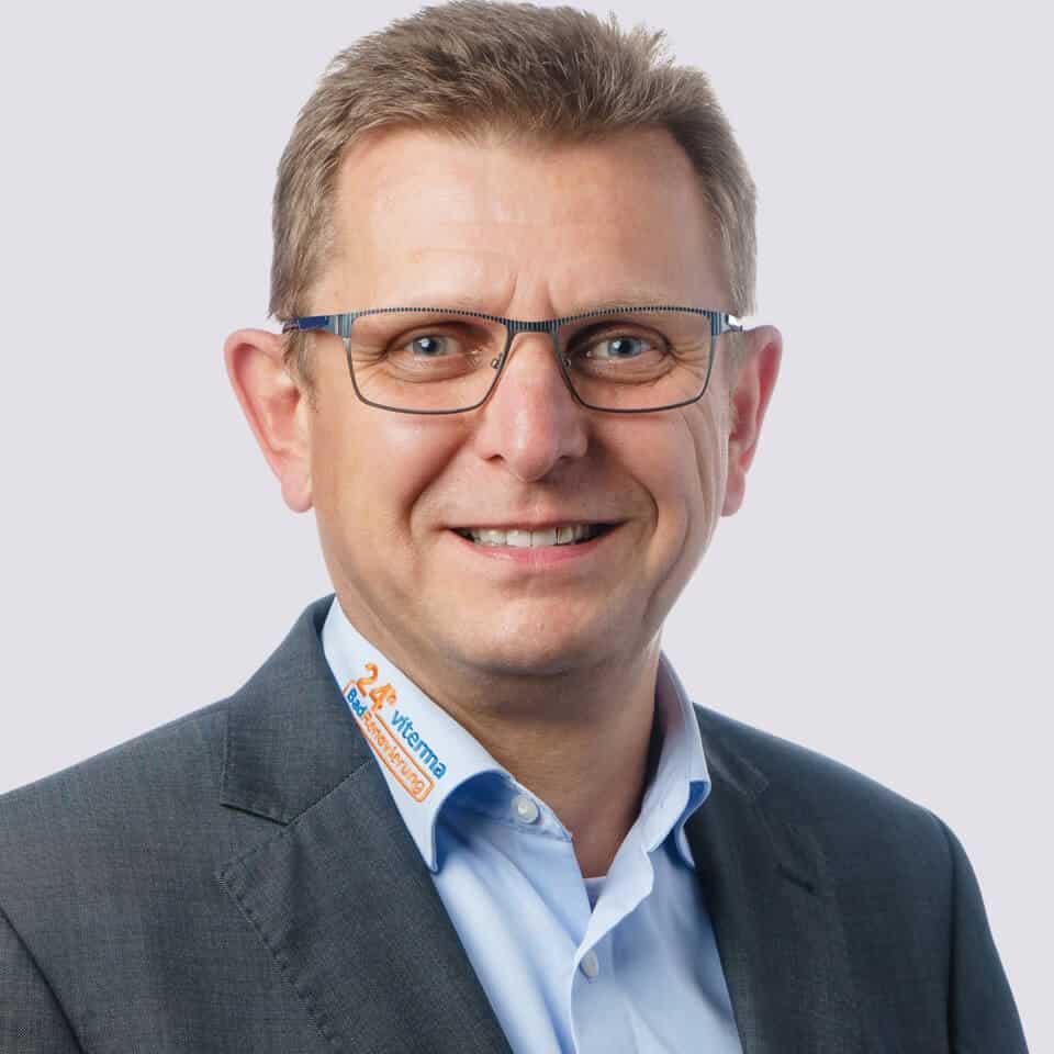 viterma Mitarbeiter Thomas Blechschmidt