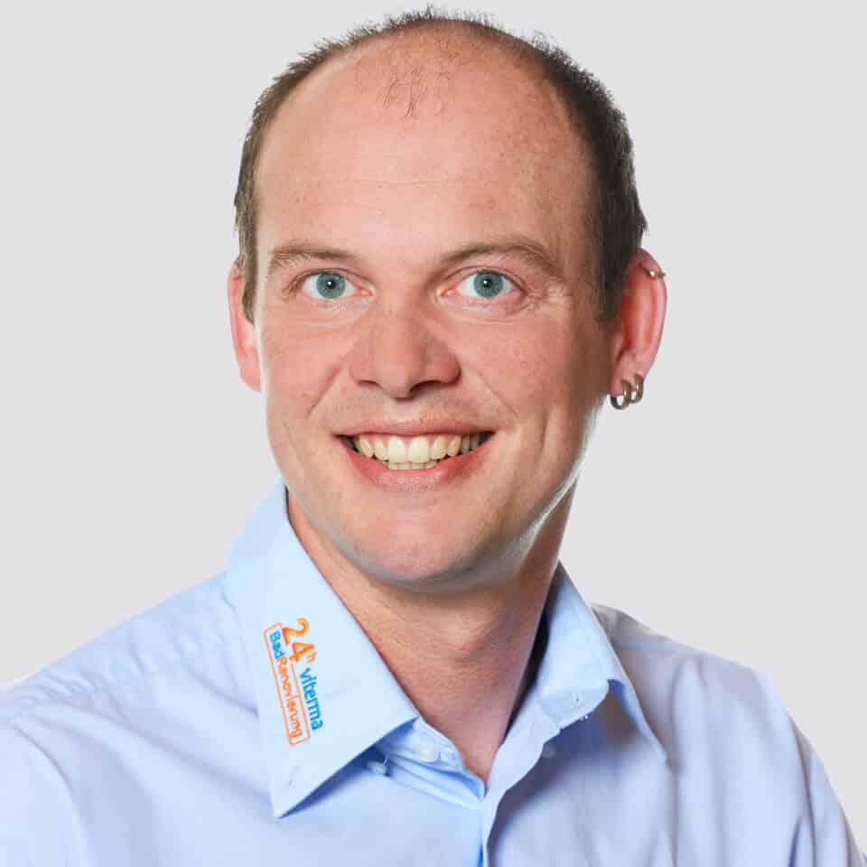 viterma Mitarbeiter Thomas Graule