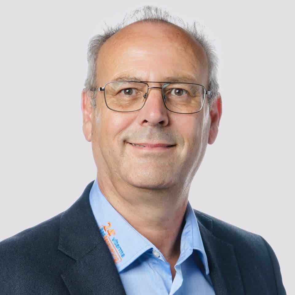 viterma Mitarbeiter Walter Hopfer