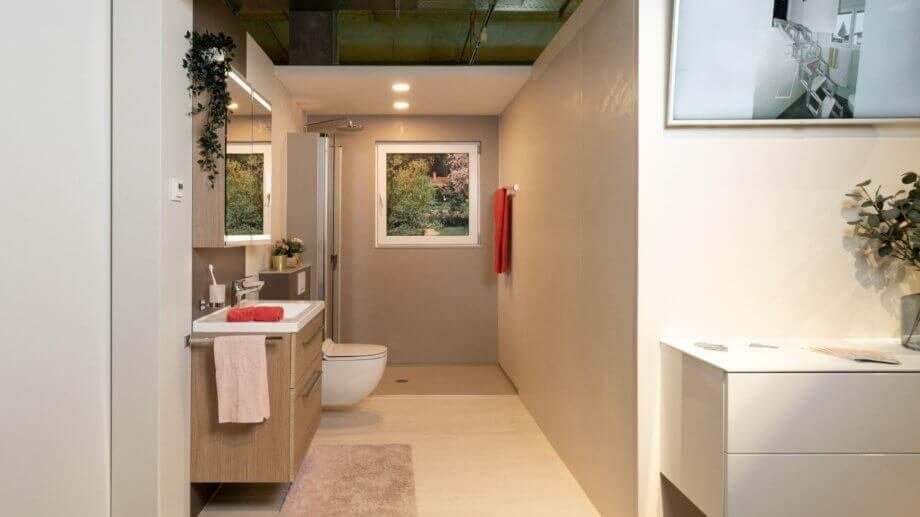 Viterma ist Experte für barrierefreie Badezimmer