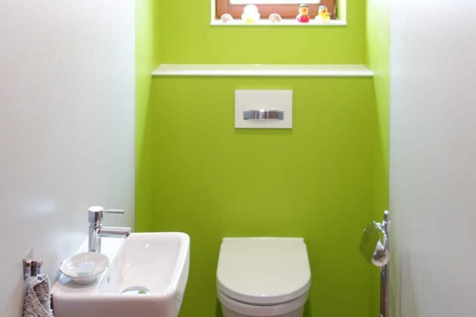 viterma Badrenovierung Nachher-Situation WC-Sanierung