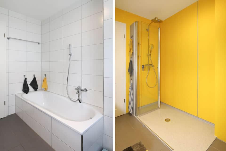 Wanne Raus Dusche Rein Badrenovierung Leicht Gemacht