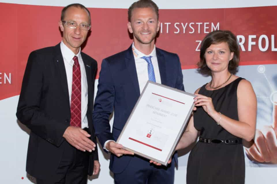 viterma BB-Badsanierung GmbH Franchise-Award