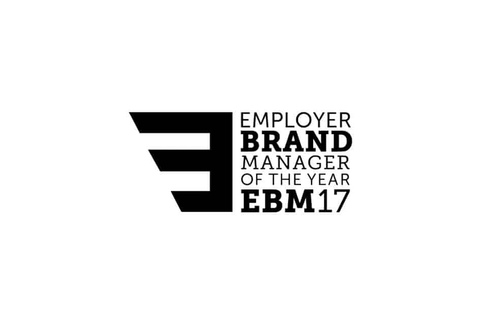 Employer Brand Manager of the Year Logo