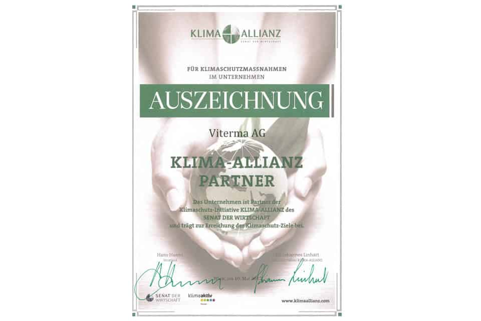 viterma Klima-Allianz Partner