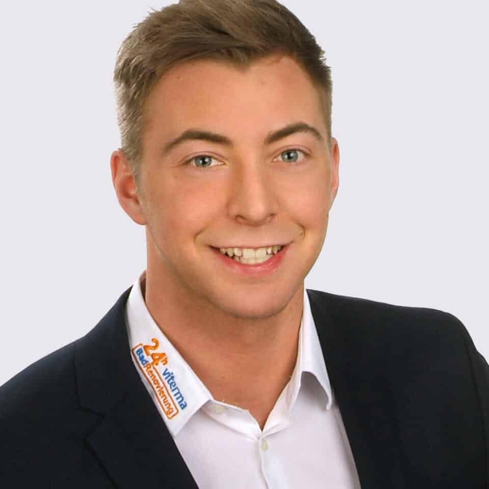viterma Mitarbeiter Daniel Bauer