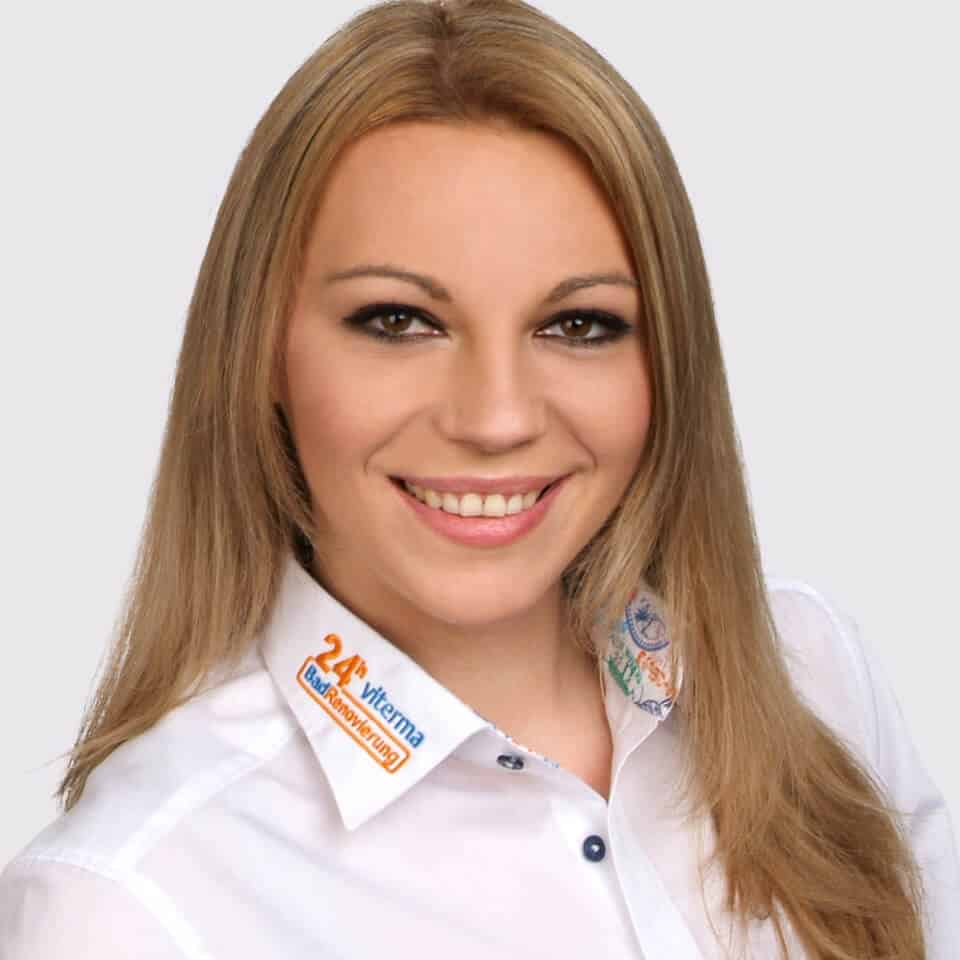 viterma Mitarbeiterin Daniela Cerovac