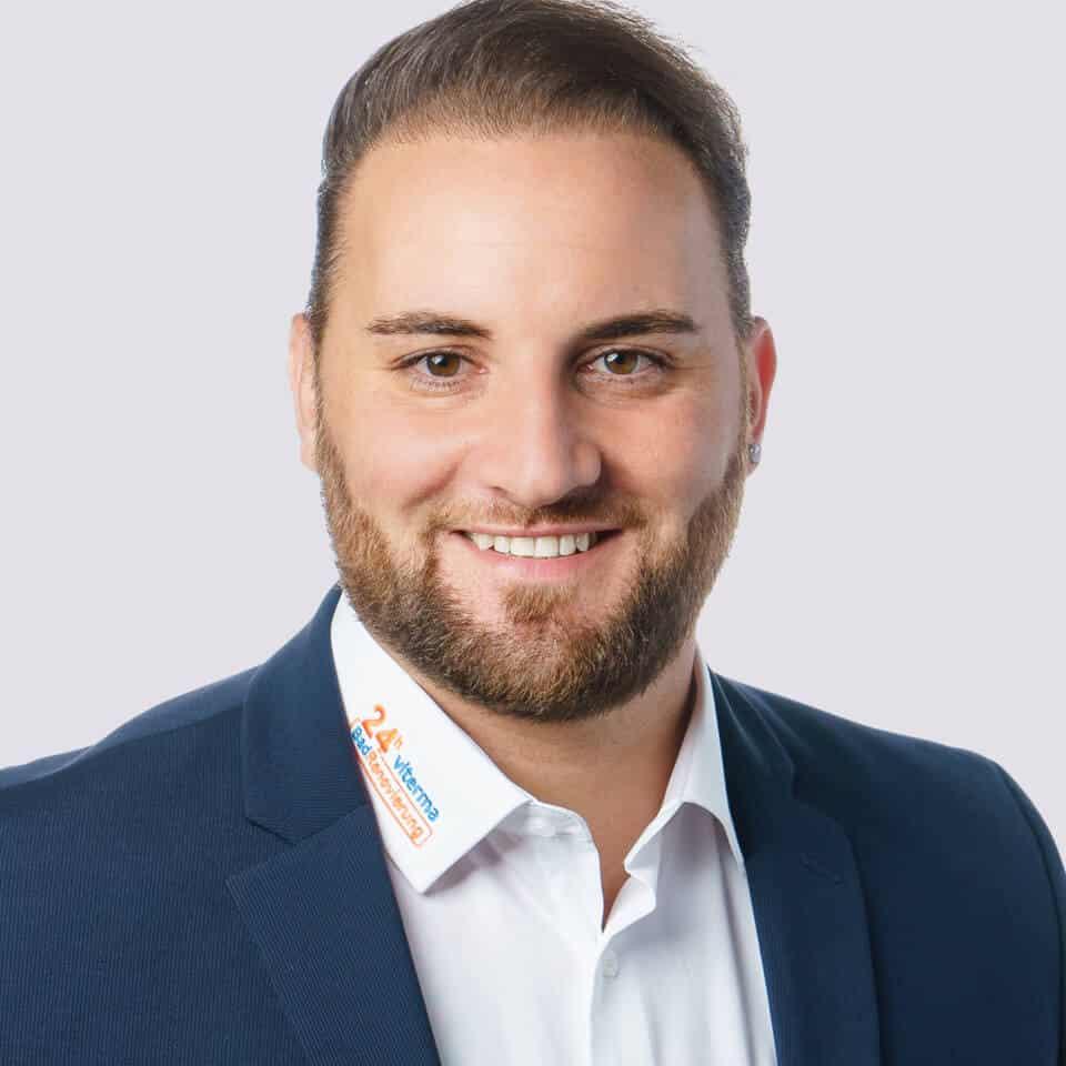 viterma Mitarbeiter Fabio Russo