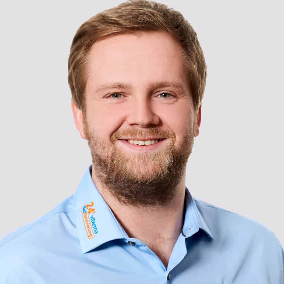 viterma Mitarbeiter Maik Gemmel