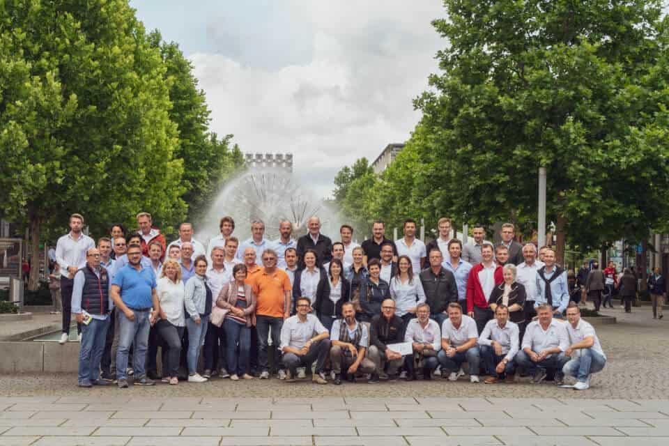 viterma Gruppenbild Tagung Dresden