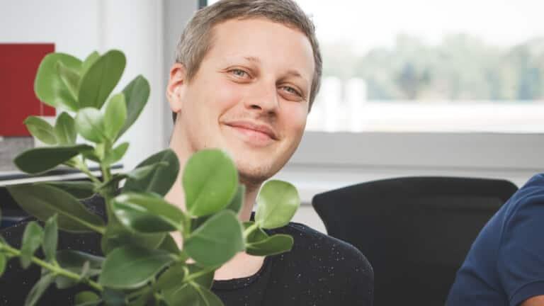 viterma Projektmanager Andreas Bacher