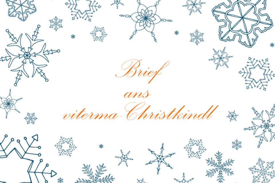 viterma Brief ans Christkindl