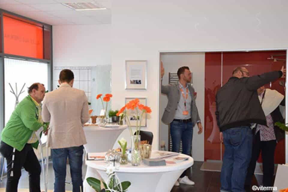 viterma Tag der offenen Türe HMH Haustechnik