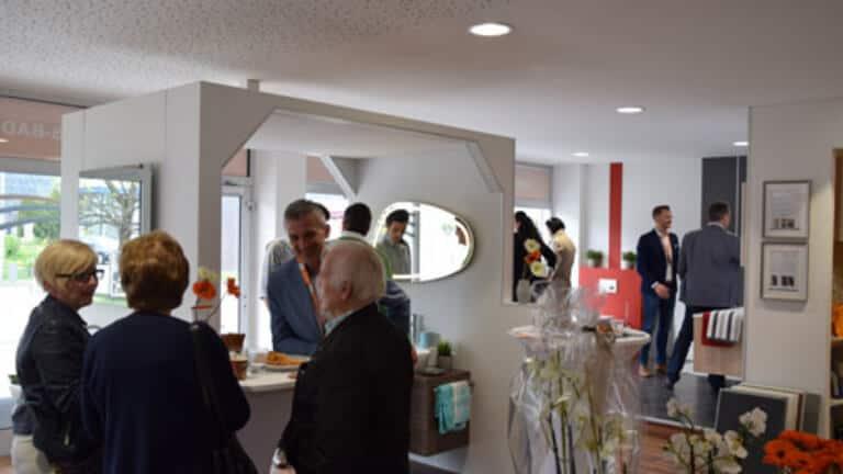 Tag der offenen Türe viterma Die Bad Bauer GmbH