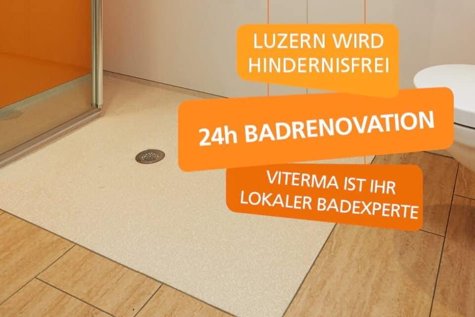 viterma Badrenovation Luzern Header