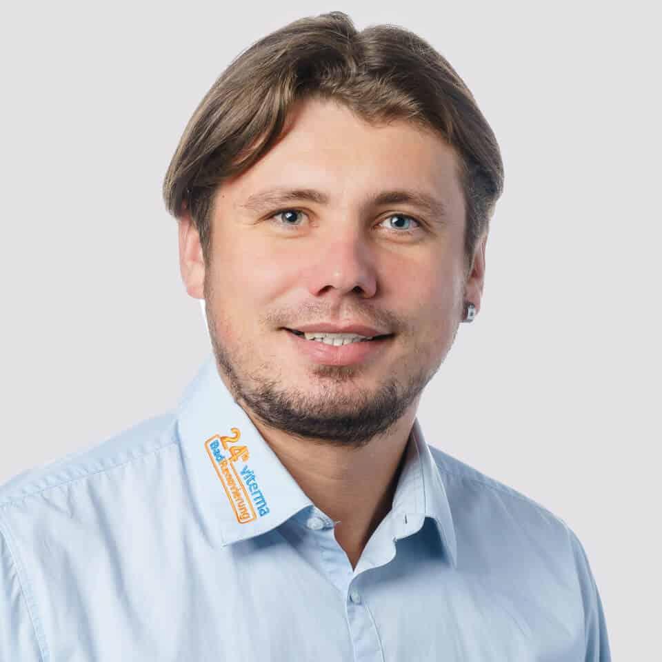 viterma Mitarbeiter Drazen Zuparic