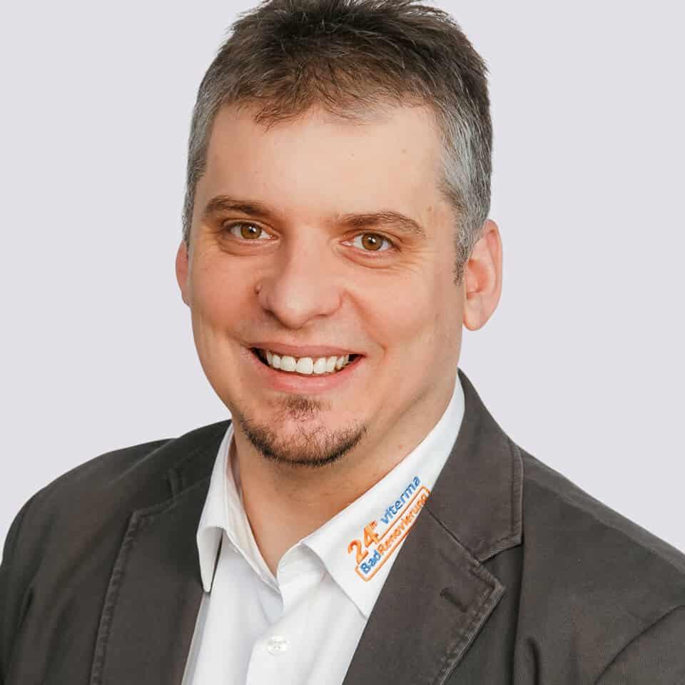 viterma Mitarbeiter Herbert Wildeis