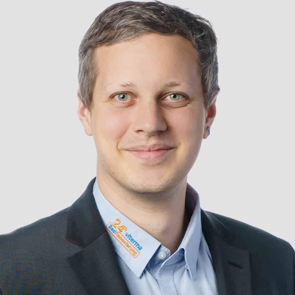 viterma Mitarbeiter Andreas Bacher