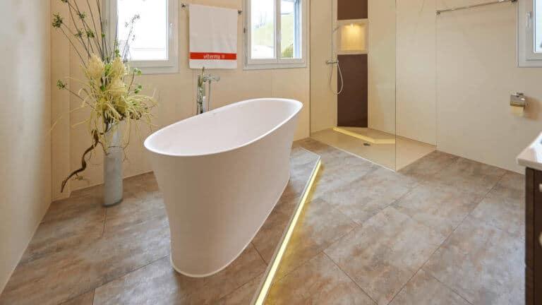 Komplettbadsanierung viterma 24h Badrenovierung