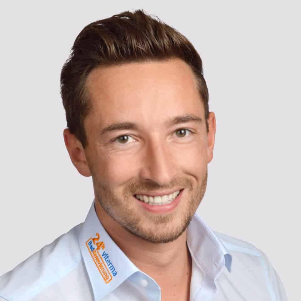 viterma Mitarbeiter Fabian Forstinger