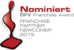 ÖFV Franchise-Award Partner Newcomer 2019