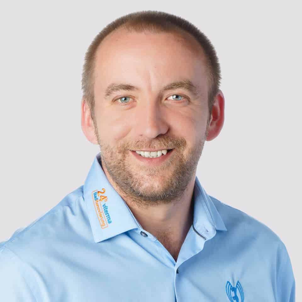 viterma Mitarbeiter Tomislav Jaros