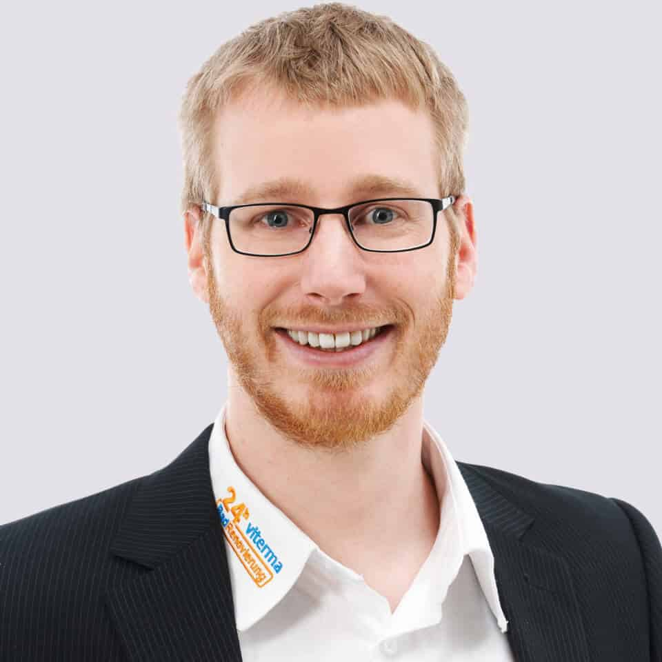 viterma Mitarbeiter Peter Gaßner