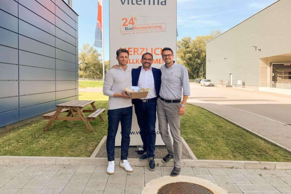 Vertragsverlängerung viterma FixVital GmbH