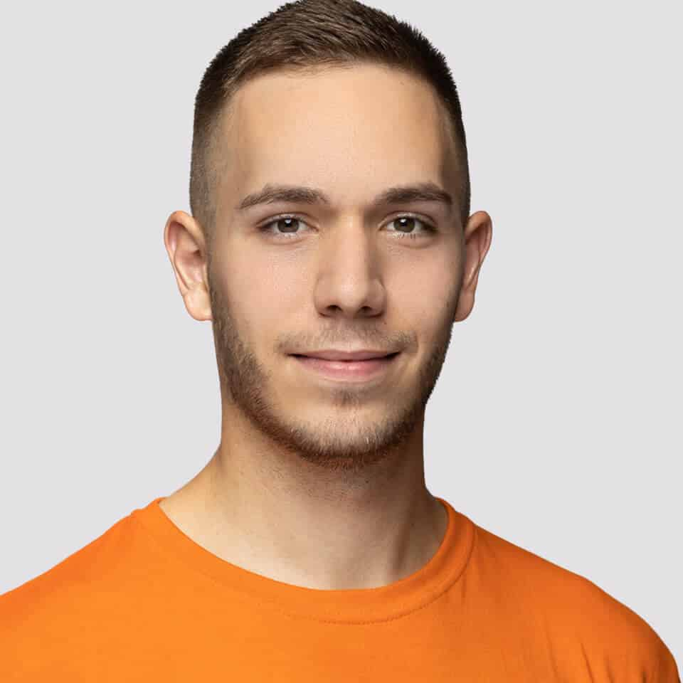 viterma Mitarbeiter Zoran Miric