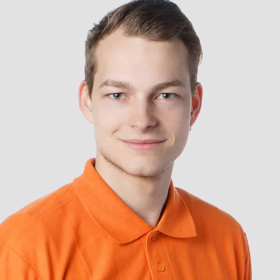 Viterma Mitarbeiter Marc Zimmermann