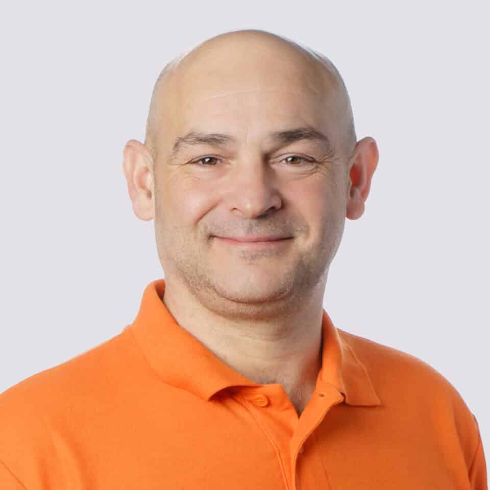 Viterma Mitarbeiter Florian Dragomir