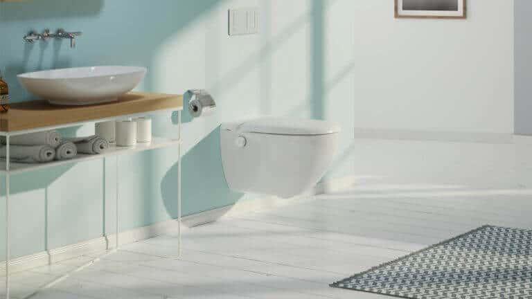 Badideen Dusch-WC