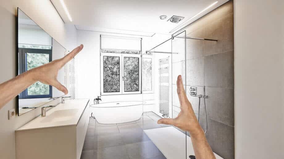 Viterma Badsanierung 3-D-Badplanung